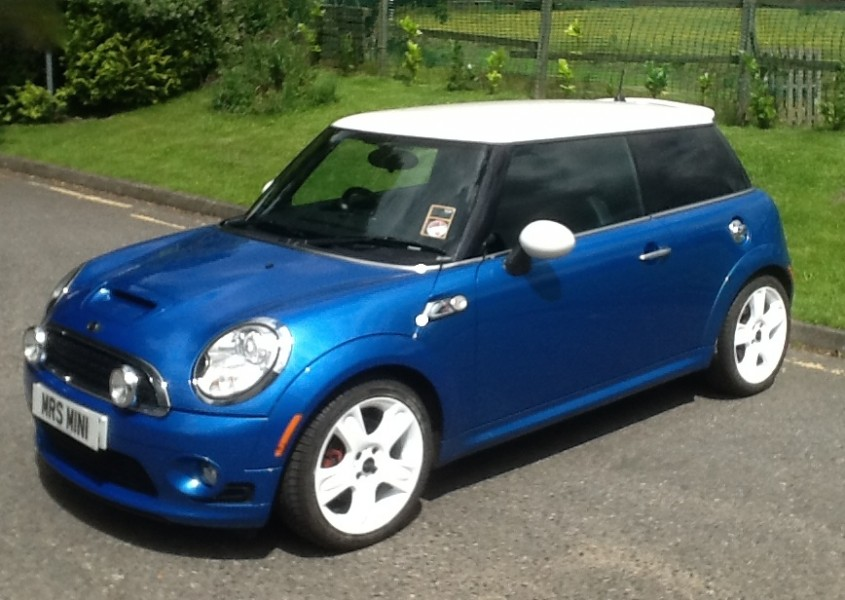 mandy u2019s having this 2009 mini cooper s with stunning body kit   lots of extras loving the 2005 mini cooper s owners manual pdf