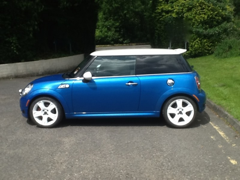 Mandy S Having This 2009 Mini Cooper S With Stunning Body