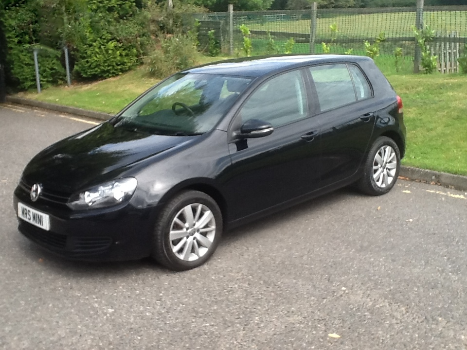 2010 Volkswagen Golf Plus 1 6 Tdi 105 Se 5dr Mrs Mini