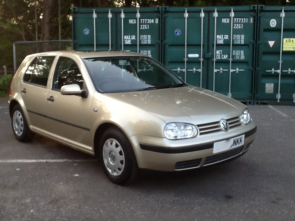 2000 volkswagen golf 1 6 s auto part ex to clear mrs. Black Bedroom Furniture Sets. Home Design Ideas
