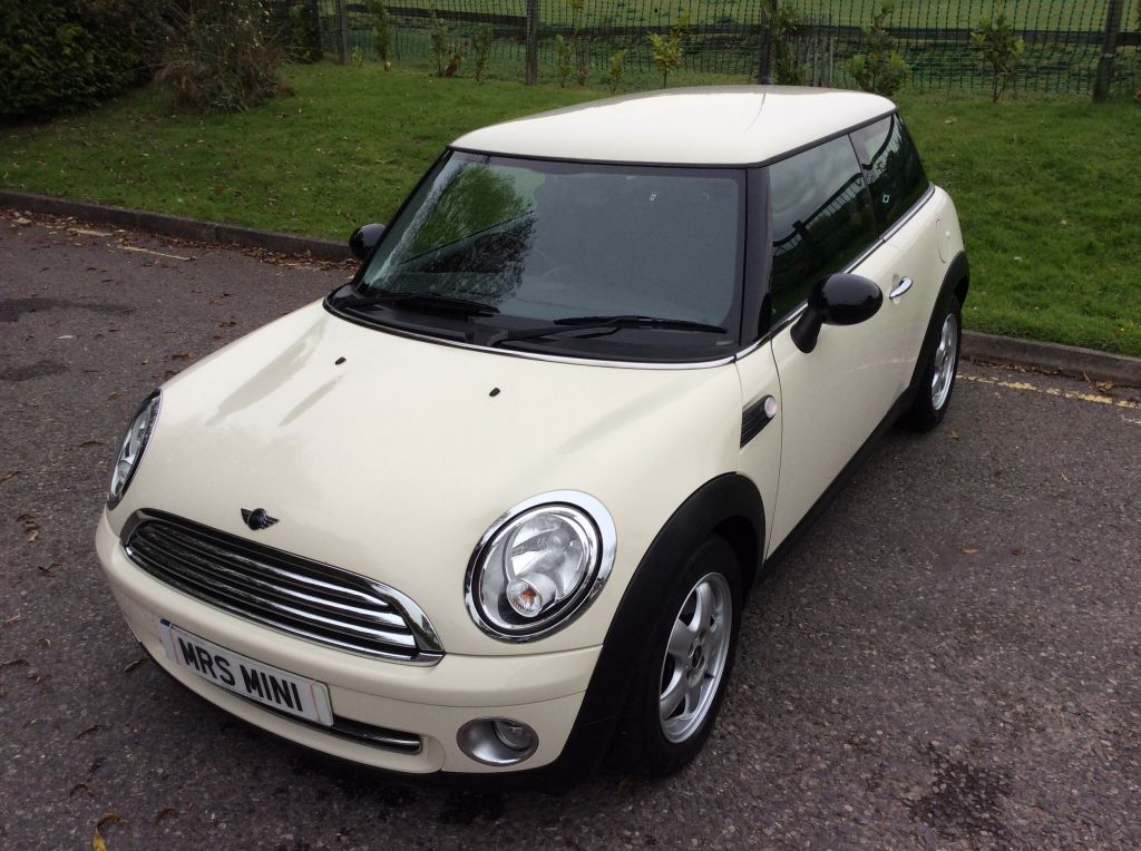 Hayley Has Decided This Is The Mini For Her 2008 Mini One 14