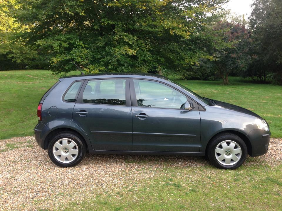 2006 56 volkswagen polo 1 4 s 80 5dr in grey kirsty on 07889 289620 mrs mini used mini. Black Bedroom Furniture Sets. Home Design Ideas