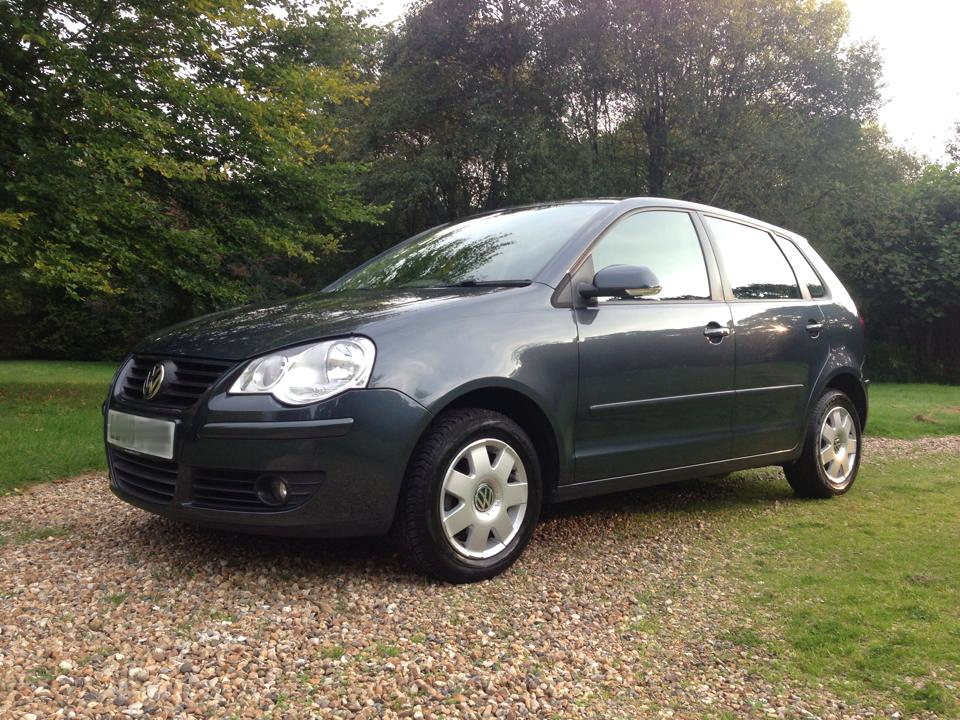 2006 56 volkswagen polo 1 4 s 80 5dr in grey kirsty on. Black Bedroom Furniture Sets. Home Design Ideas