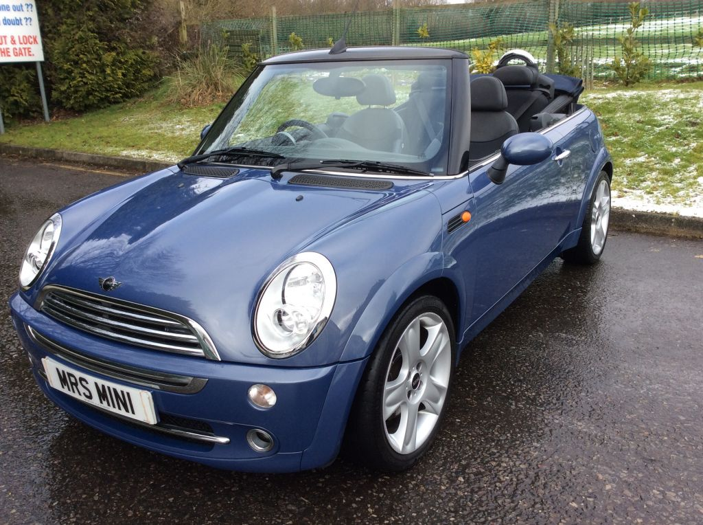 too late this one 39 s gone 2007 mini cooper chili pack heated seats cruise 17 alloys mrs. Black Bedroom Furniture Sets. Home Design Ideas