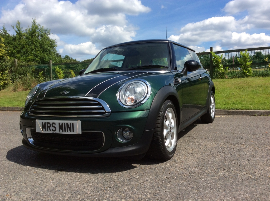 jonathan his lovely wife have chosen this 2011 mini cooper automatic with high spec called. Black Bedroom Furniture Sets. Home Design Ideas