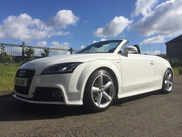 2013 audi tt 1 8 tfsi s line roadster 2dr which is immaculate rare with sat nav mrs mini. Black Bedroom Furniture Sets. Home Design Ideas