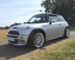 2003 MINI Cooper S With a John Cooper Works Engine Conversion & AeroBodykit to match