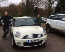 2013 MINI One Sport Chili Pack In Pepper White With High Spec & Low Miles