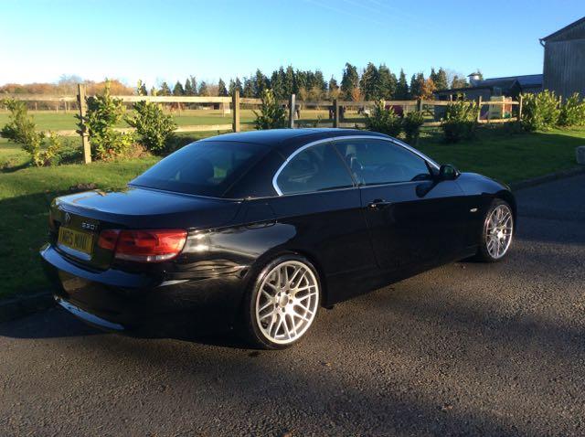 BMW I SE Convertible Full Leather Mrs MINI Used MINI - 2007 bmw 330i