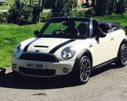 2010 MINI Cooper S Convertible Pepper White Huge Spec