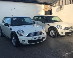 Molly is viewing this MINI on Wednesday after noon  2012 MINI One 1.6 Pepper Pack Pepper White 26300 Miles