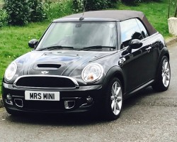 Chris & Menna have chosen this 2012 MINI Cooper S 1.6 Convertible Highgate Limited Edition