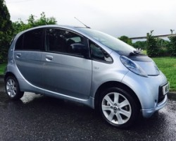 2012 CITROEN C-ZERO 1 Silver – ELECTRIC