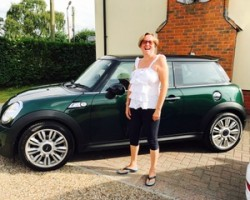 Jackie chose this 2011 Mini Cooper S – 23K miles & Huge Spec NAVIGATION FULL LEATHER HEATED SPORTS SEATS B'TOOTH ++