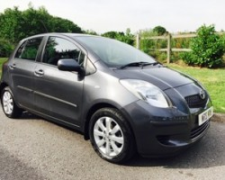 We Traded this – 2008 58 Toyota Yaris 1.3 VVT-i TR 5 Door – LOW INSURANCE & QUITE NIPPY TO DRIVE