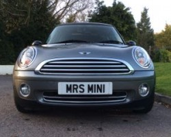 2010 MINI Hatch 1.6 Cooper Graphite with RIDICULOUSLY LOW MILES