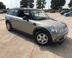 2007 MINI Cooper Clubman in Sparkling Silver with Low Miles