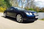 Awaiting Deposit from Martin on this 2006 Bentley Continental GT Mulliner Spec & with FULL BENTLEY SERVICE HISTORY & IMMACULATE