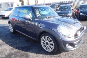 2012 MINI COOPER S – VERY RARE – JUST LOOK AT THIS SPEC