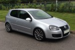 2009 / 58 VW Golf GT Sport TDI 140 in Silver