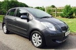 2008 58 Toyota Yaris 1.3 VVT-i TR 5 Door – LOW INSURANCE & QUITE NIPPY TO DRIVE