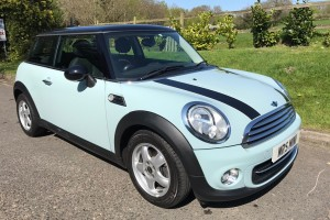 2011 MINI Cooper 1.6 Ice Blue Pepper Pack With Heated Seats & Bluetooth