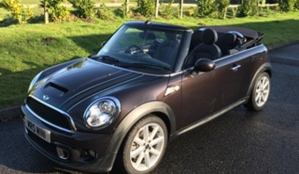 Used Mini Cooper Convertible >> Lucky MINI - She's going to live in Spain with a fabulous ...