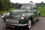 "Introducing """"HETTIE"""" who is a much loved 1964 Morris MINOR"