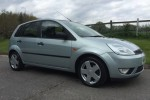 Going To Live With Dave! Ford Fiesta 1.4 Zetec 5dr