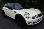 2009 MINI Cooper with Chilli Pack & just look at those wheels (can be changed if you prefer)