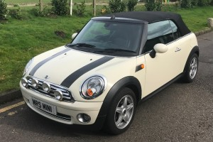 2010 MINI Cooper Convertible 1.6 – Introducing Our Rock Star