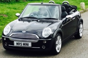 2008 MINI Cooper Convertible Automatic With Chili Pack