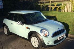 2012 MINI One Automatic 1.6 Sport Chili Pack Ice Blue Low Miles 26K