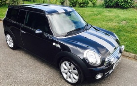 2009 MINI Cooper Clubman in Black – Just 49K Miles