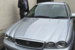 Jean asked her partner Dave to collect her 2008 / 58 Jaguar X-Type 2.0 D S 4dr