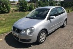 2006 Volkswagen Polo Auto in Silver with Extremely Low Miles – TRADE SALE PART EX TO CLEAR