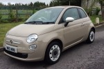 2013 FIAT 500 COLOUR THERAPY WITH STUNNINGLY LOW MILES 8500 & 1 OWNER FROM NEW