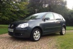 2006 / 56 Volkswagen Polo 1.4 S 80 5dr in Grey Kirsty on 07889 289620