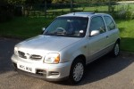 2002 Nissan Micra Tempest – Part Exchange to Clear – Converted from Fairy Dust to Petrol!