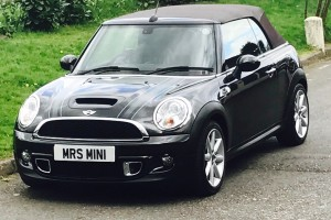 2012 MINI Cooper S 1.6 Convertible Highgate Limited Edition
