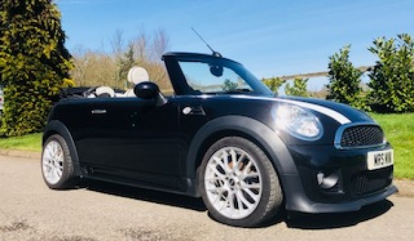 2015 MINI Cooper Convertible with John Cooper Works Aero Body Kit & So much more
