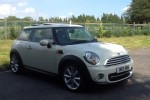2011 MINI COOPER DIESEL WITH SUNROOF, CHILI PACK, & so much more – just look how fab the alloys are – 17″ Conicals
