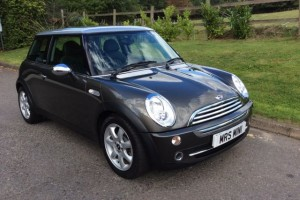 2006 Limited Edition MINI Cooper Park Lane in Royal Grey