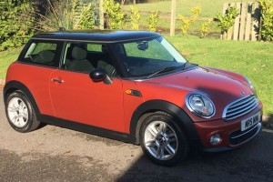 2010 MINI Cooper Spice Orange With Chili Pack & Ridiculously Low Miles 20K