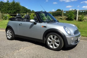 2006 MINI Cooper Convertible Automatic with High Spec & Low Miles 46K