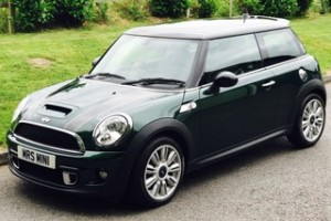 2011 Mini Cooper S – 23K miles & Huge Spec NAVIGATION FULL LEATHER HEATED SPORTS SEATS B'TOOTH ++