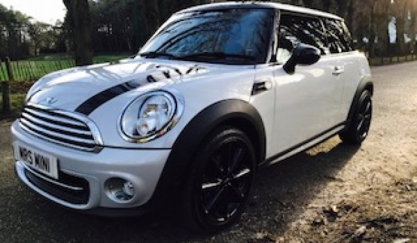 2012 MINI Cooper London with Chili & Visibility Packs + B'Tooth Cruse & More