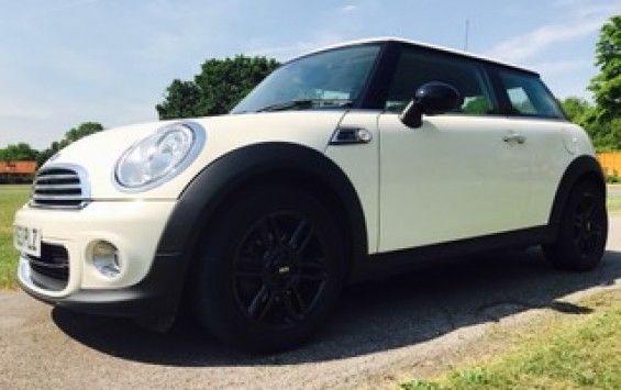 2013 MINI One Baker Street 1.6 Limited Edition