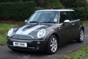2005 / 55 MINI Park Lane Special Edition in Royal Grey