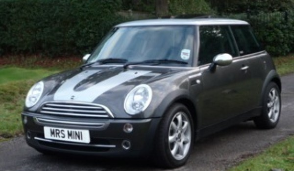 mr ashton is taking delivery of this 2005 55 mini park lane special edition in royal grey. Black Bedroom Furniture Sets. Home Design Ideas